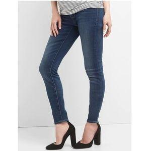Gap Maternity True Skinny Jeans